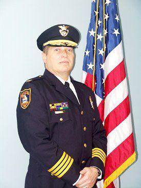 Jeff Baker resigns as Morrow's police chief City was moving