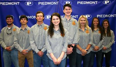 Piedmont FFA closes 2018-19 school year with goodbye banquet