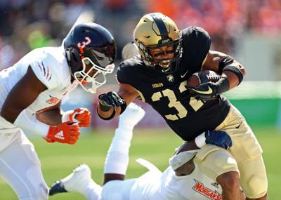 NCAA Football: Morgan State at Army