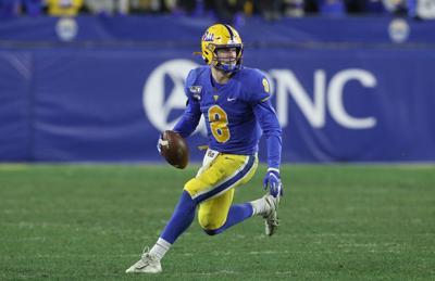 NCAA Football: North Carolina at Pittsburgh