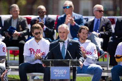 MLB: Philadelphia Phillies-Fan Event