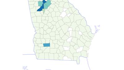 Georgia has now had 6,647 COVID-19 cases, 211 deaths