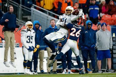 NFL: Los Angeles Chargers at Denver Broncos