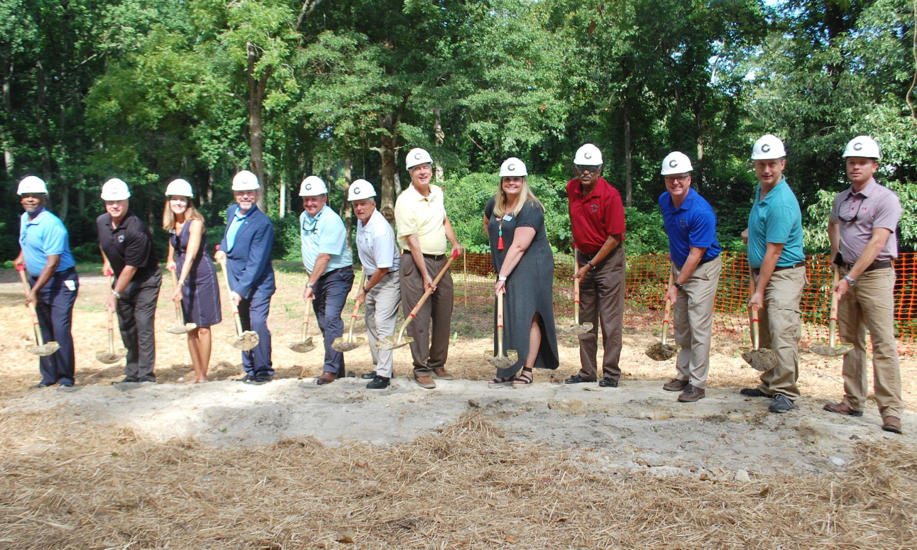 Conyers breaks ground for new city hall