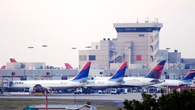 This is the world's busiest airport
