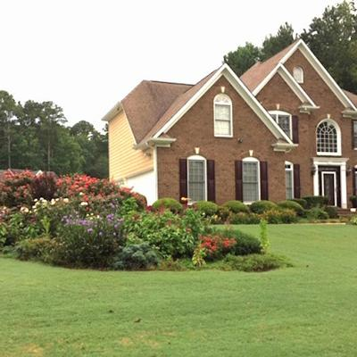 Conyers Garden Club's August Yard of the Month