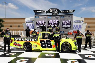 NASCAR Gander RV & Outdoors Truck Series e.p.t 200