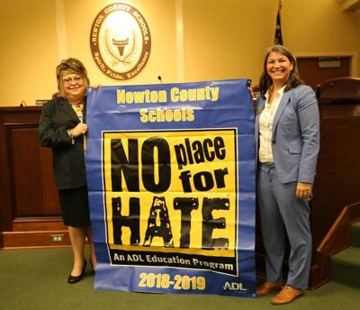 NCSS honored as a 'No Place For Hate' district