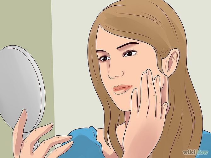 how to get rid of white spots on your face