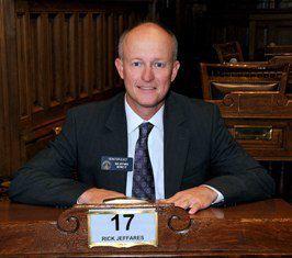 Sen. Rick Jeffares re-appointed chair of Senate Regulated Industries Committee
