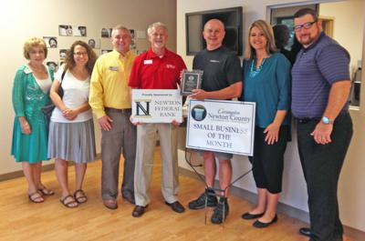 On the Cutting Edge: Cutting Edge Laser is Newton Small Business of the Month