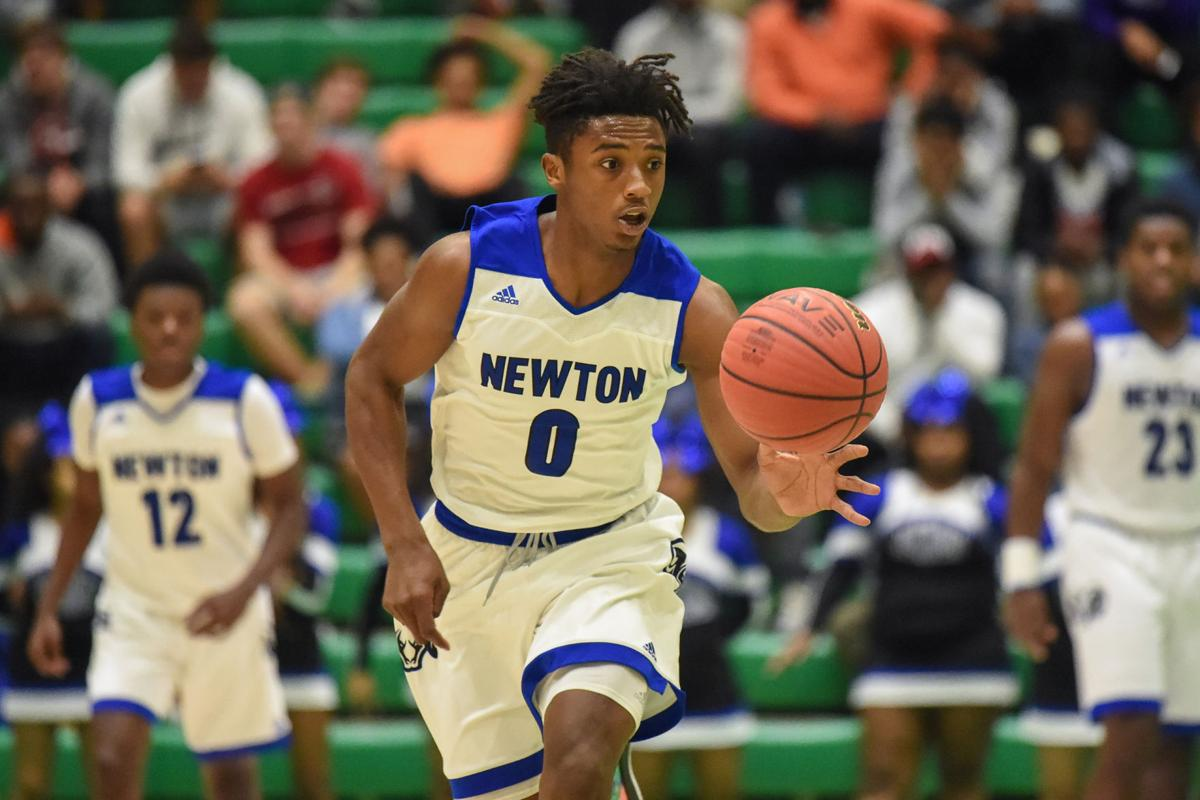 Kentucky Basketball Top 5 Point Guards Of The John: Newton 5-star Point Guard Ashton Hagans Commits To