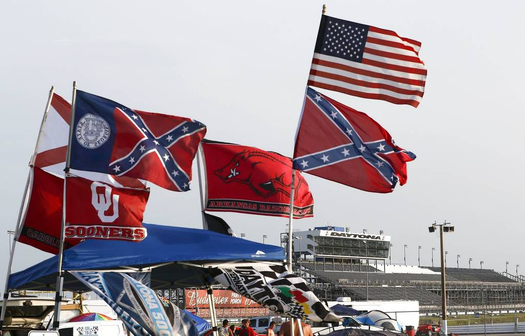 Time Right For NASCAR To Take Stance On Confederate Flag