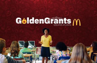 McDonald's offering educational grants to Metro Atlanta and surrounding area teachers