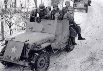 A VETERAN'S STORY: Eugene the Jeep