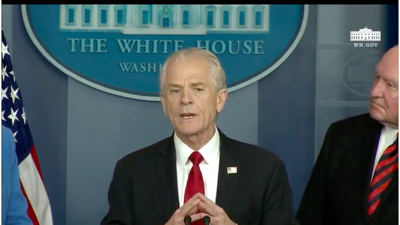 VIDEO: Watch the Friday White House coronavirus task force press conference