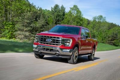Ford's slumping sales buoyed by autonomous vehicle investment