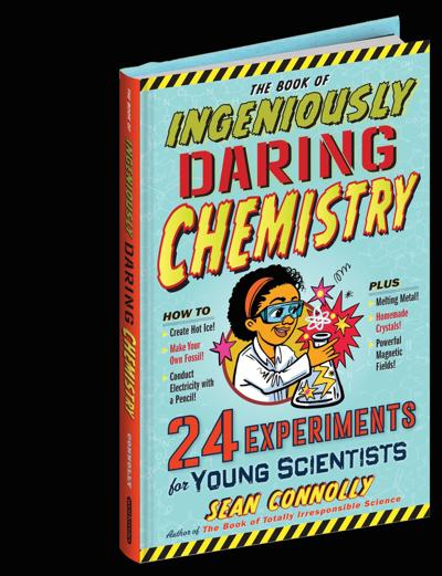 TERRI SCHLICHENMEYER: This books helps you find the right 'chemistry' with your child