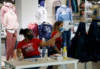 Old Navy to pay store employees to work election polls in November