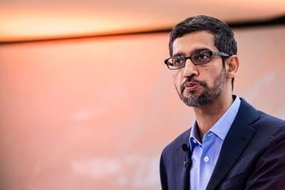 Google parent Alphabet posts first revenue decline in company history