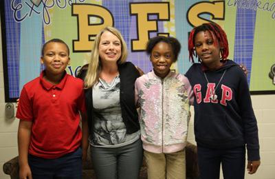 Porterdale Elementary School named a 2019 Beta School of Merit