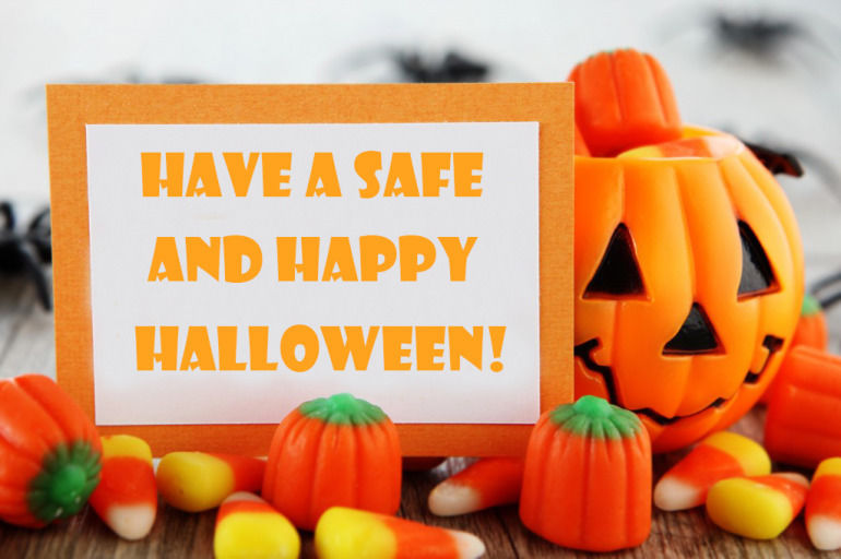 local officials offer safety tips for halloween