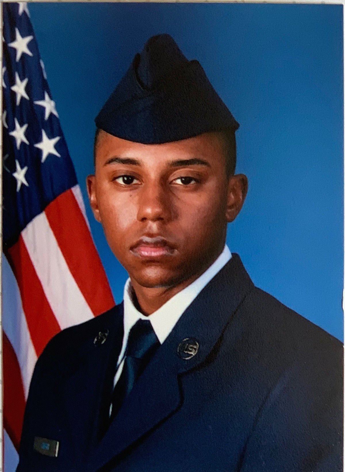 Singh graduates from basic training