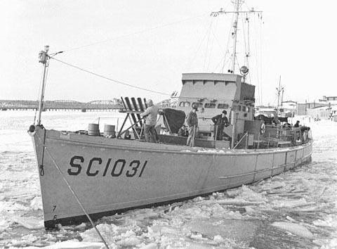 A Veteran's Story: Local sailor a member of Splinter Fleet
