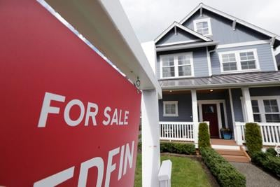 Home sales are off the charts