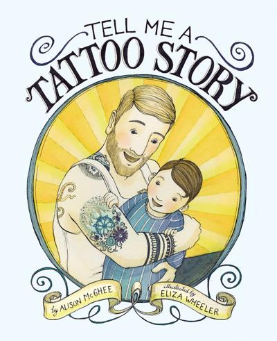 "TERRI SCHLICHENMEYER: Love and family at center of kid's book, ""Tattoo Story"""