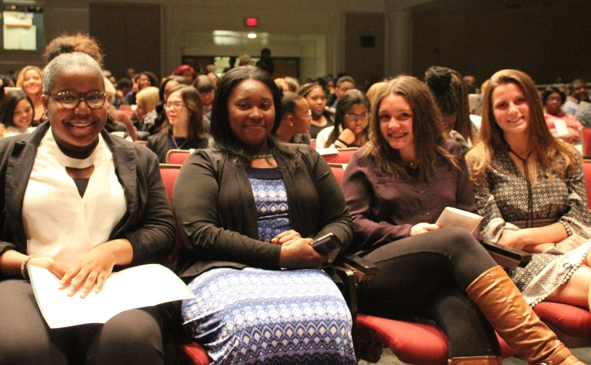 Rockdale's top students and their teachers honored
