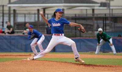 Nick Watson-Garcia delivers a pitch