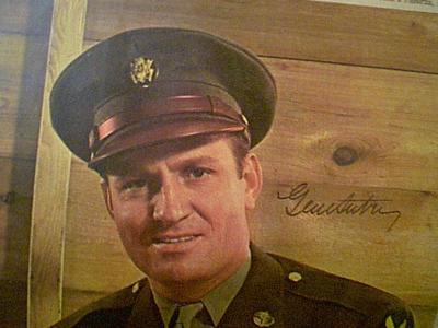 Image result for gene autry ww2