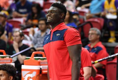 NBA: Summer League-New Orleans Pelicans at Chicago Bulls