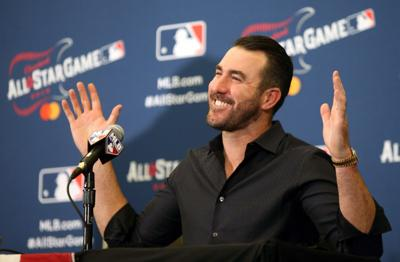 MLB: All Star Game-Press Conference