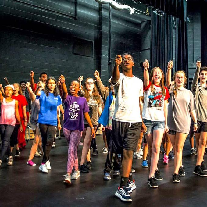 Newton Musical Theatre Camp culminates with show