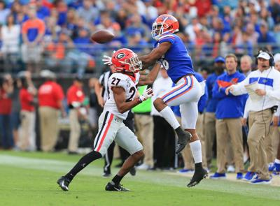 NCAA Football: Georgia at Florida
