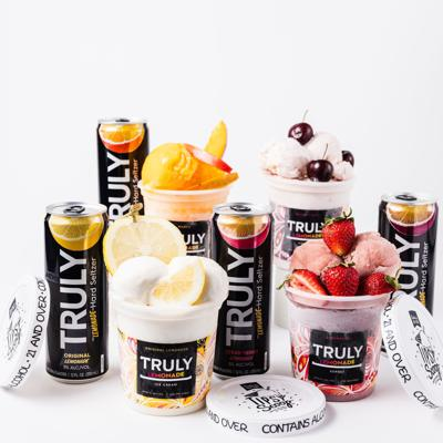 Boozy ice cream and pizza crusts: How spiked seltzer is evolving beyond beverages