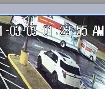 Stolen U-Haul from LaQuinta Inn hotel.jpg