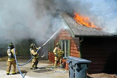 Newton County House Fire