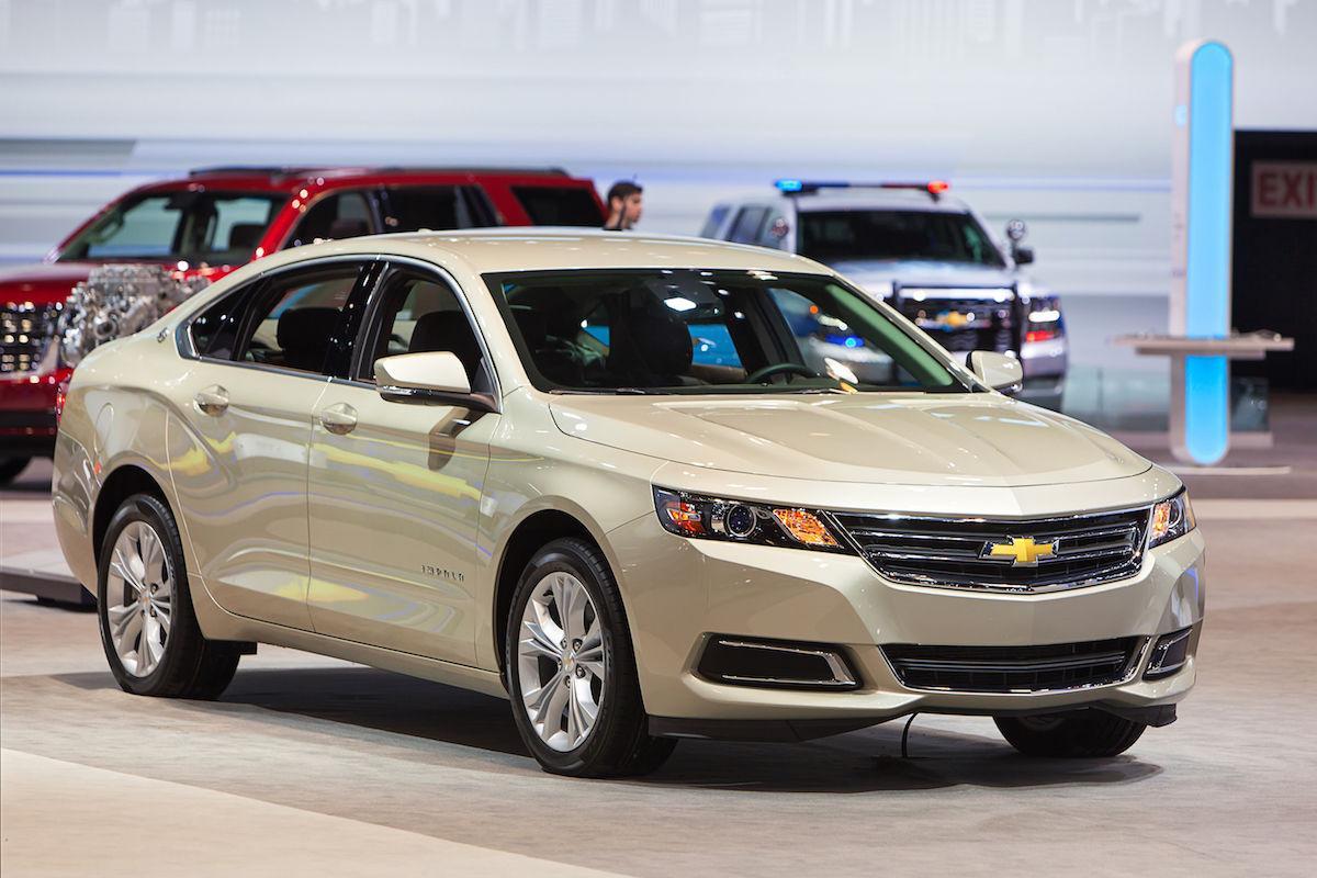 10. Chevrolet Impala