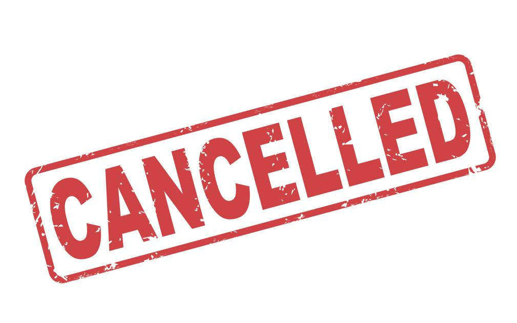 Image result for canceled or cancelled