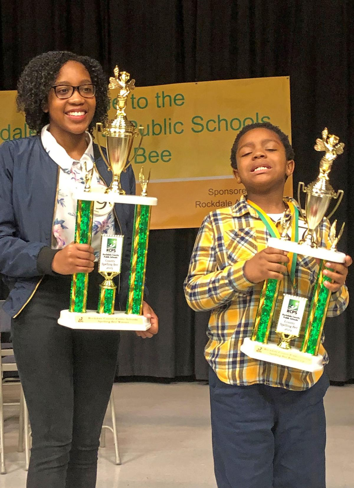 Students come prepared for district Spelling Bee