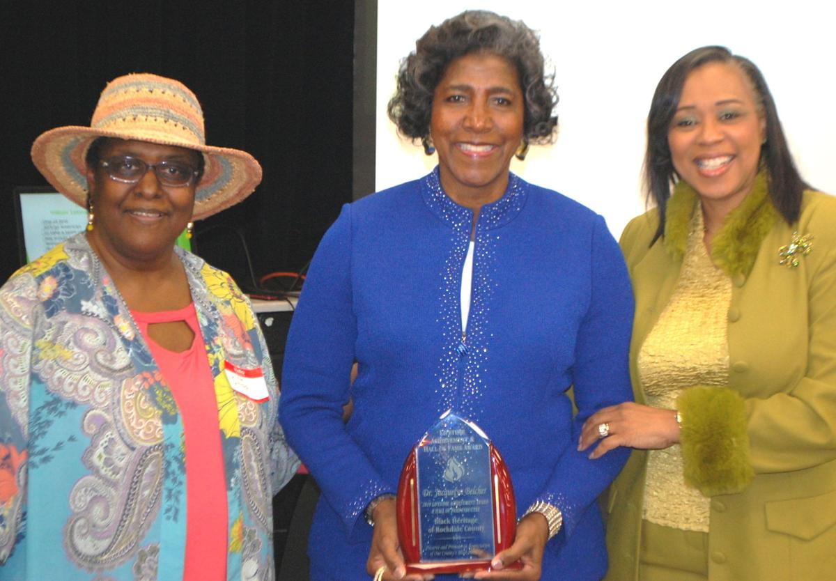 Ten inducted into Black Heritage Hall of Fame