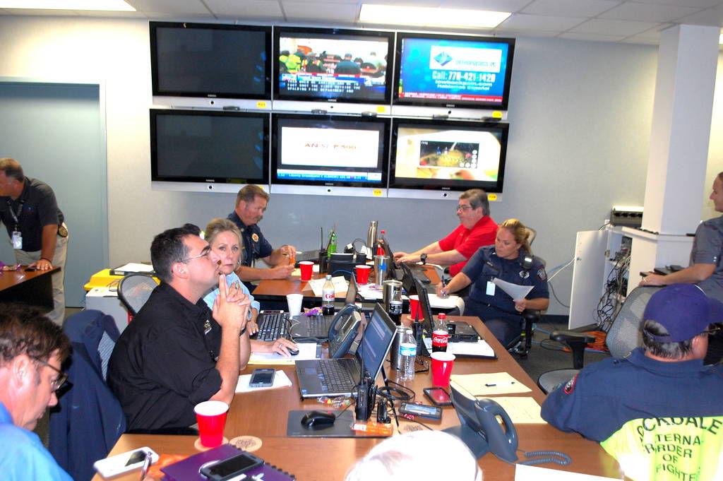 Rockdale Emergency Operations Center Monitoring Storm Rockdale Rockdalenewtoncitizen Com