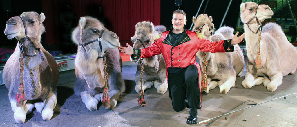 Garden Bros Circus To Perform In Conyers Local News