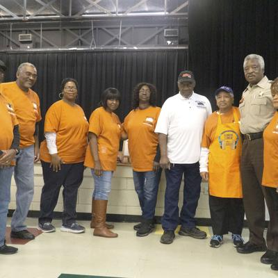 30th annual Feed the Hungry provides 1,050 meals to Newton County citizens