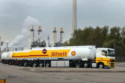 Shell CEO: We will cut emissions faster but the world needs to use less oil