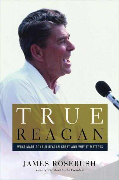 TERRI SCHLICHENMEYER: 'True Reagan' offers more conjecture than insight into president