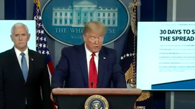 VIDEO: Watch Tuesday's White House coronavirus task force press conference